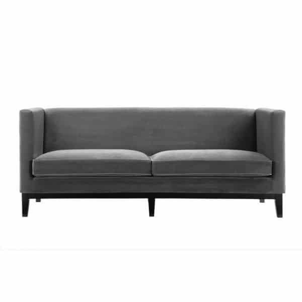 Sofa Lexington Mørk Grå