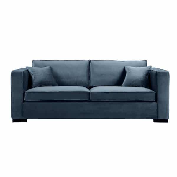 Sofa Boston Blå